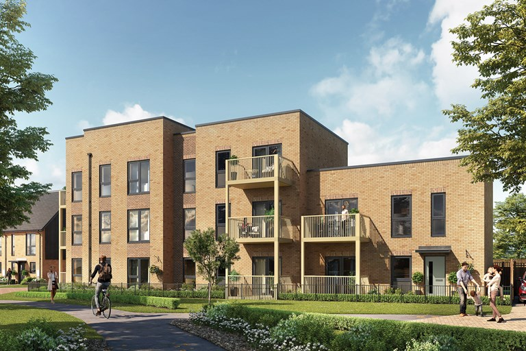 New Apartment In South Ockendon Essex From Bellway Homes