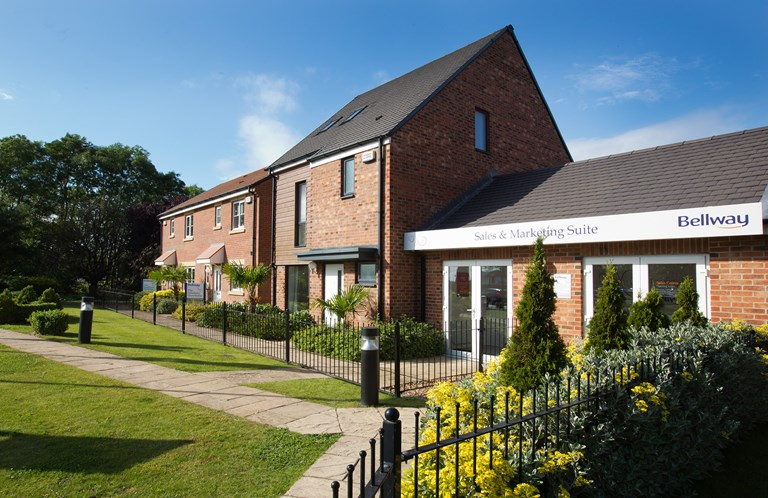 New Homes For Sale In Stockton Teesside From Bellway Homes