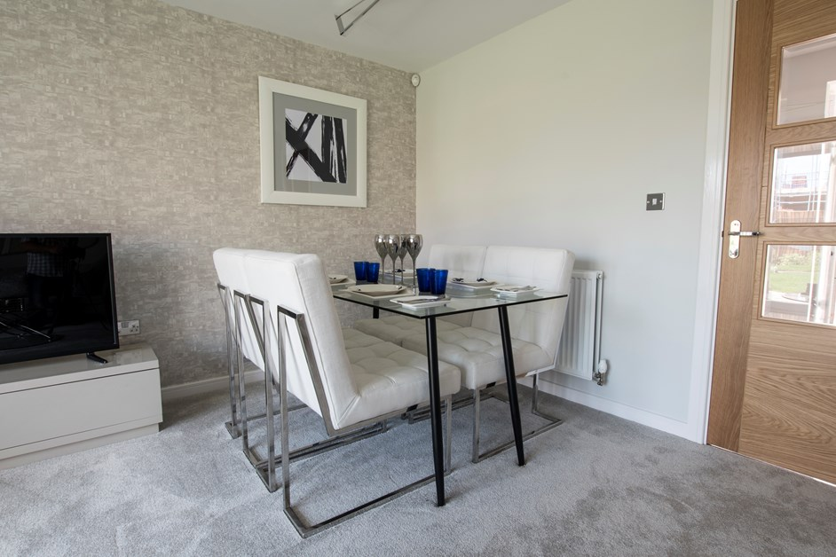 New homes for sale in Chellaston, Derbyshire from Bellway Homes