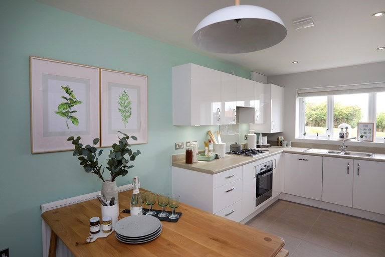 These Properties Are Offered In A Variety Of Styles And Will Appeal To Families First Time Buyers And Professionals Working In Ashford Or Commuting To