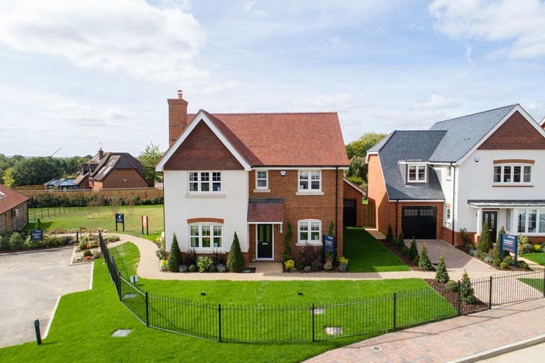 New Homes For Sale In Wokingham Berkshire From Bellway Homes