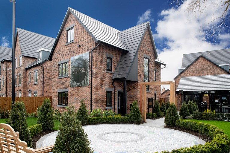 New Homes For Sale In West Didsbury Greater Manchester From Bellway
