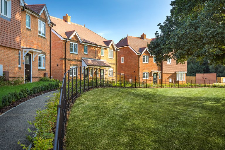 New homes for sale in Rowlands Castle, Hampshire from