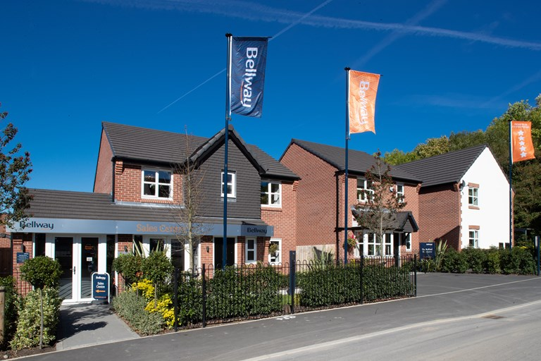 New homes for sale in Hyde, Greater Manchester from Bellway