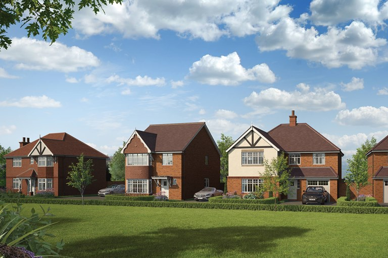 New Homes For Sale In Emsworth Hampshire From Bellway Homes