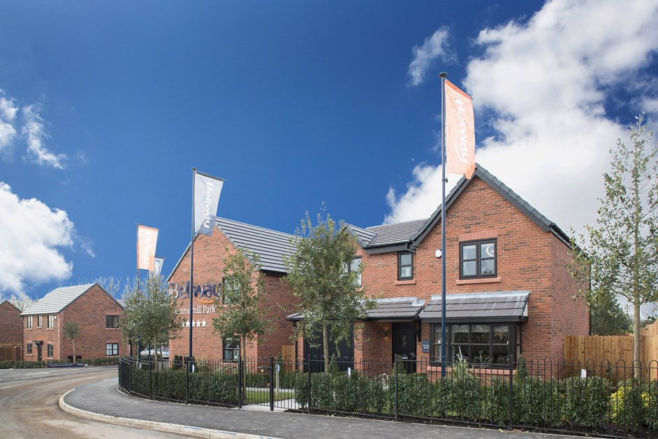 New Homes For Sale In Leigh Greater Manchester From Bellway Homes
