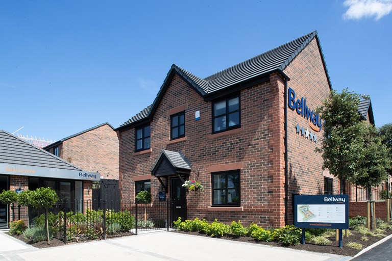 New Homes For Sale In Salford Greater Manchester From Bellway Homes