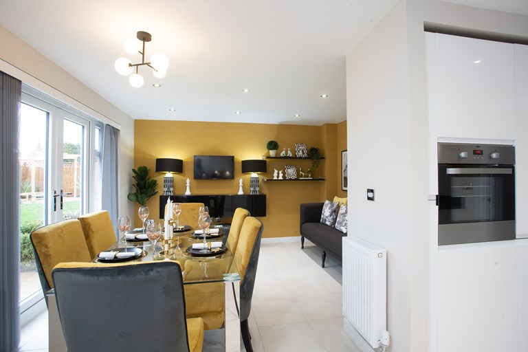 New homes for sale in Roby, Merseyside from Bellway Homes