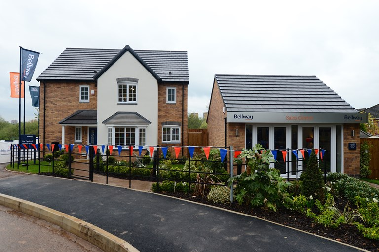 New Homes For Sale In North Solihull West Midlands From Bellway Homes