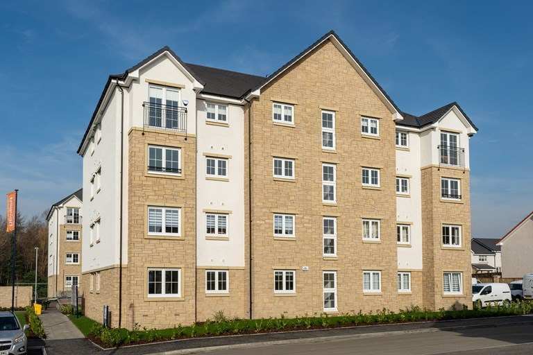 New homes for sale in Glasgow, Glasgow City from Bellway Homes