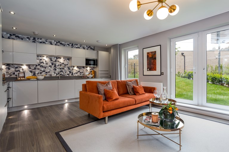 Stupendous New Homes For Sale In Glasgow Glasgow City From Bellway Homes Home Interior And Landscaping Ologienasavecom