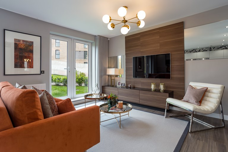 Magnificent New Homes For Sale In Glasgow Glasgow City From Bellway Homes Home Interior And Landscaping Ologienasavecom