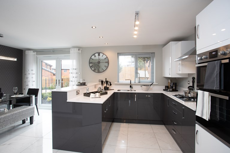New Homes For Sale In Westhoughton Greater Manchester From Bellway