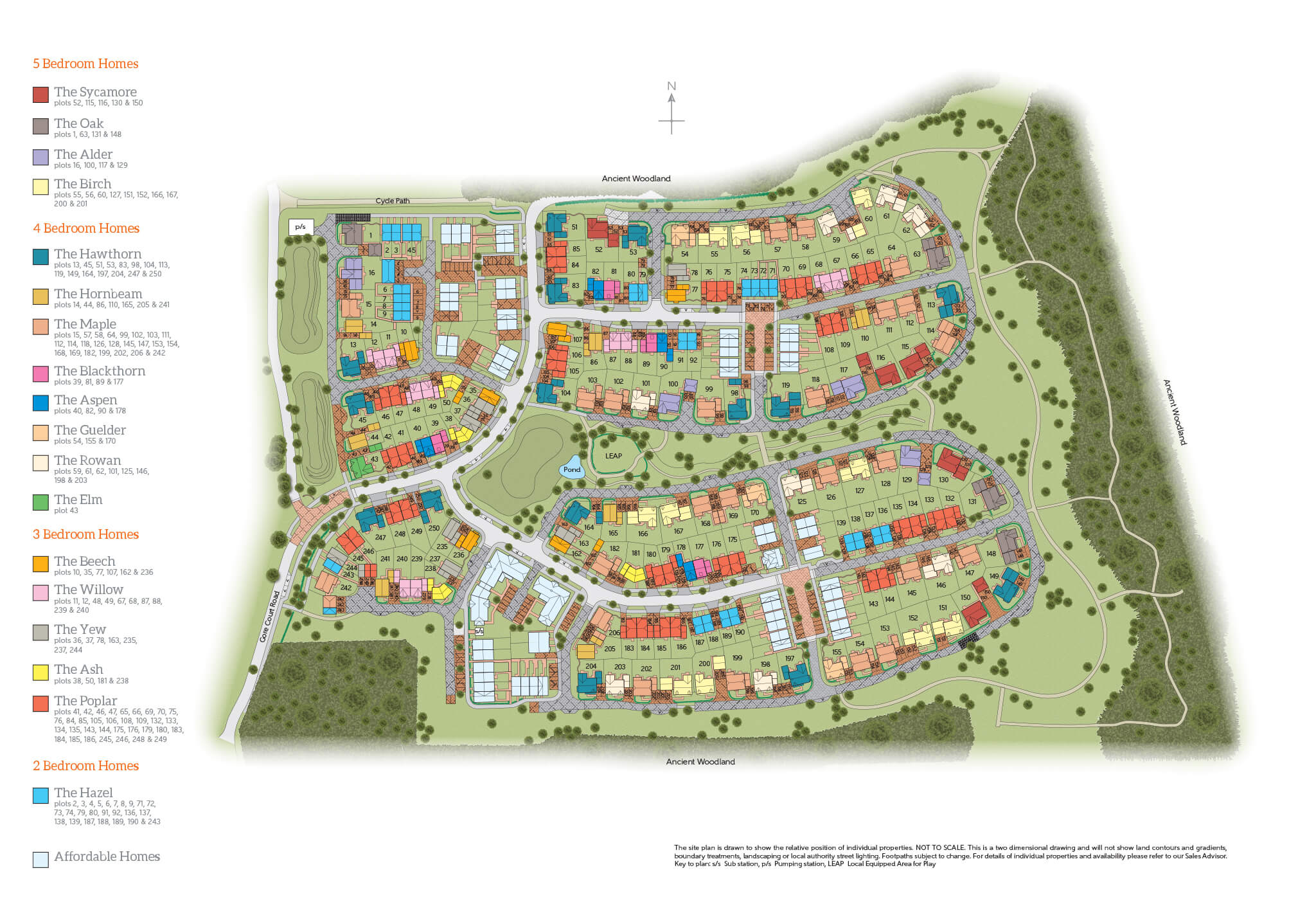 New homes for sale in Otham, Kent from Bellway Homes