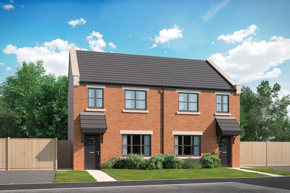 New homes for sale in Newcastle upon Tyne, Tyne and Wear