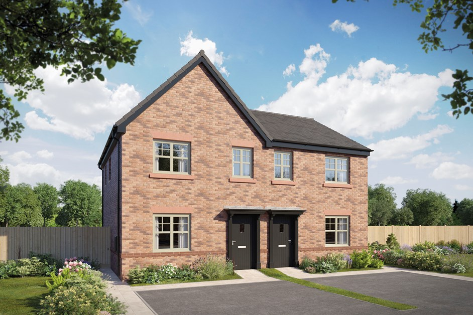 New homes for sale in Macclesfield, Cheshire from Bellway Homes
