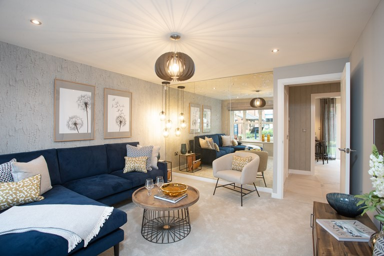 New homes for sale in Hyde, Greater Manchester from Bellway Homes