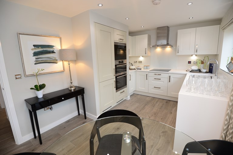 New homes for sale in Shrewsbury, Shropshire from Bellway Homes