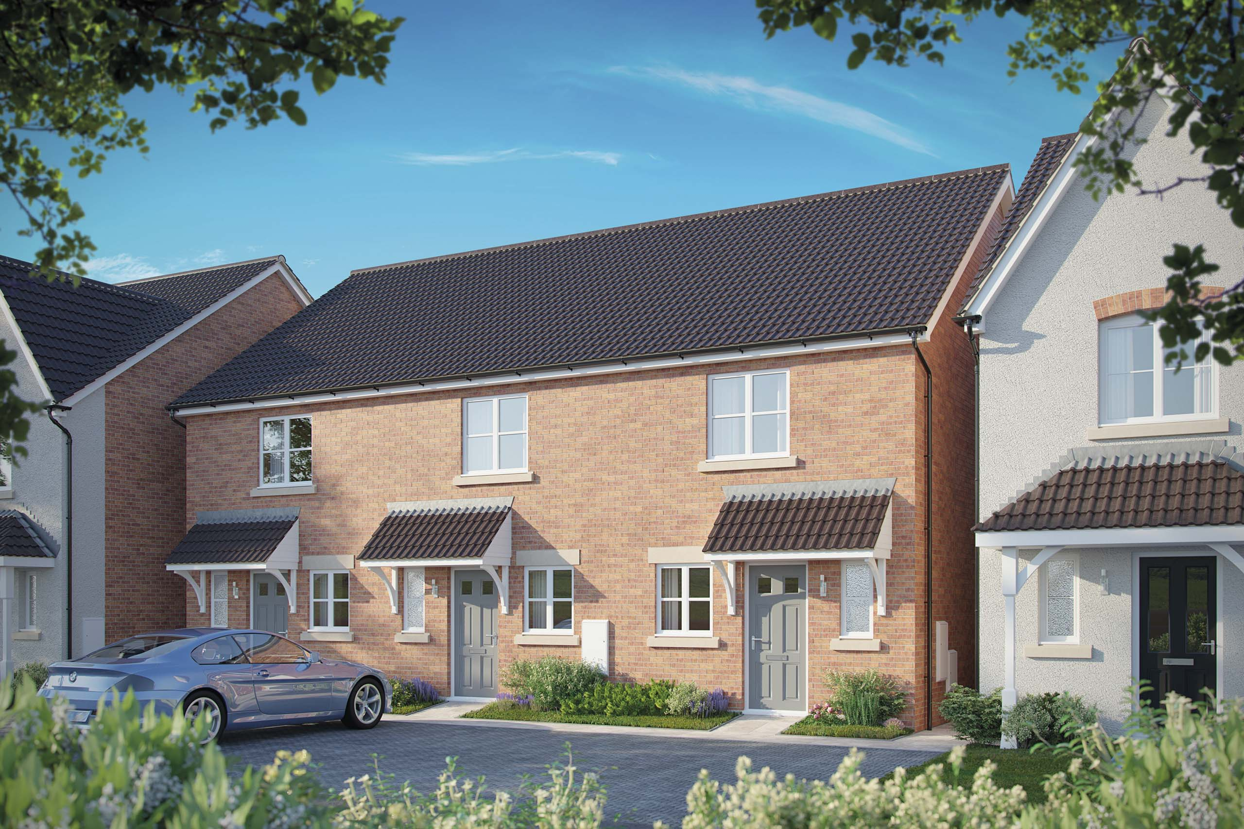 New Homes For Sale In Devizes Wiltshire From Bellway Homes
