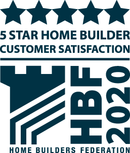 Home builders federation 2020 - 5 star home builder