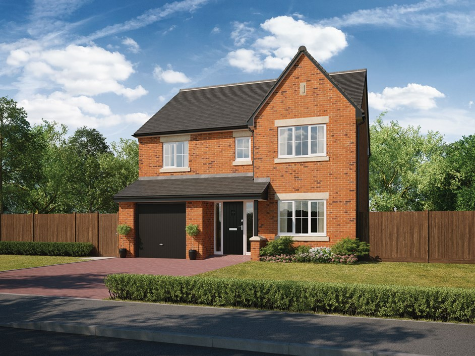 Peachy New Homes For Sale In Durham County Durham From Bellway Homes Download Free Architecture Designs Scobabritishbridgeorg