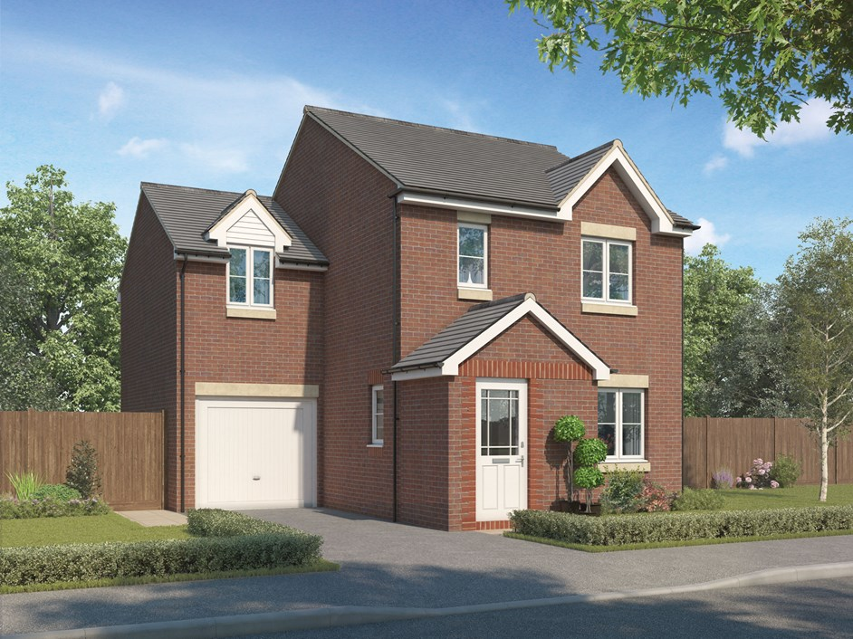 New semi detached home in stockton teesside from bellway homes bracknell semi malvernweather Choice Image
