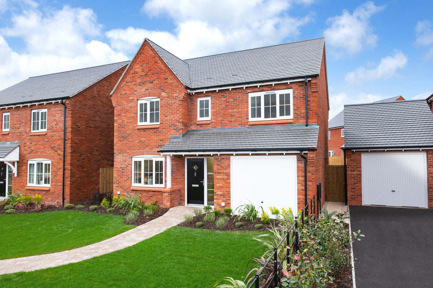 Bellway show homes
