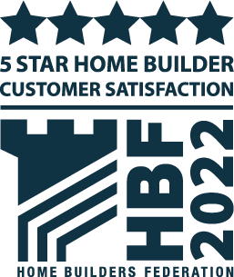Home builders federation 2021 - 5-star home builder