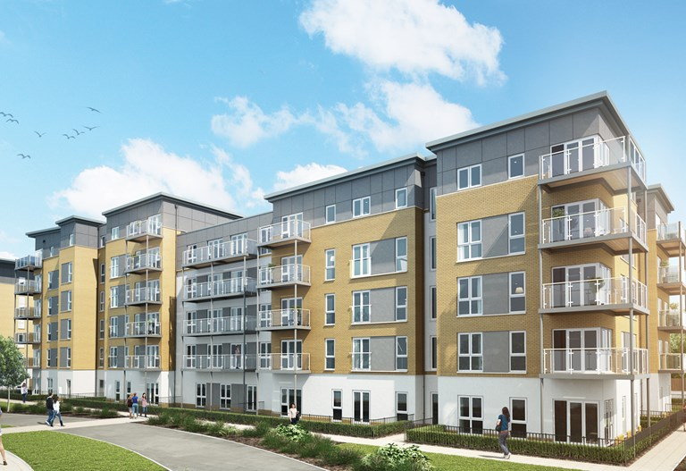 New homes for sale in West Drayton, London from Bellway Homes