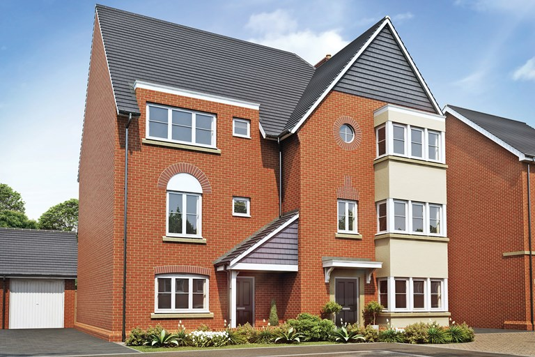 New Homes For Sale In Aldershot Hampshire From Bellway Homes