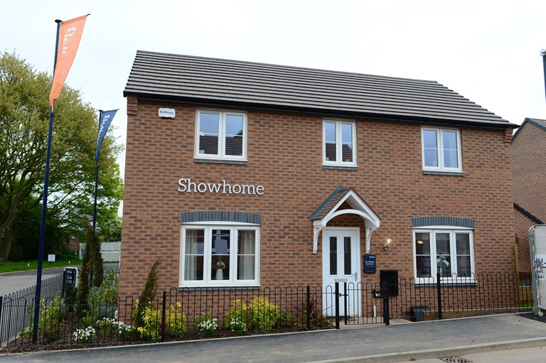 New homes for sale in Coventry, West Midlands from Bellway Homes