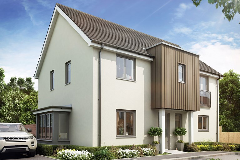New Homes For Sale In Bursledon Hampshire From Bellway Homes